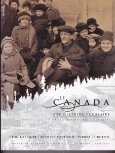 Le Canada - une histoire populaire-1