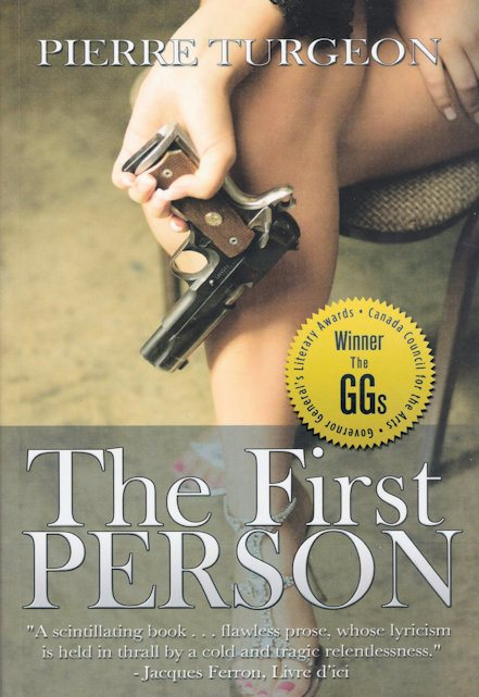 the first person