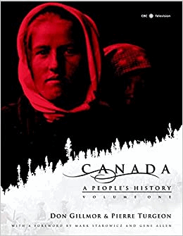 Canada - a people's history - volume one english